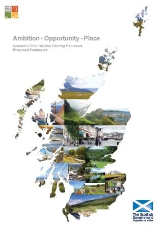 Scottish planning policy 3 planning for homes