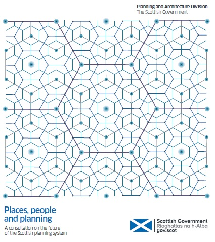 Places, People and Planning - Front Cover