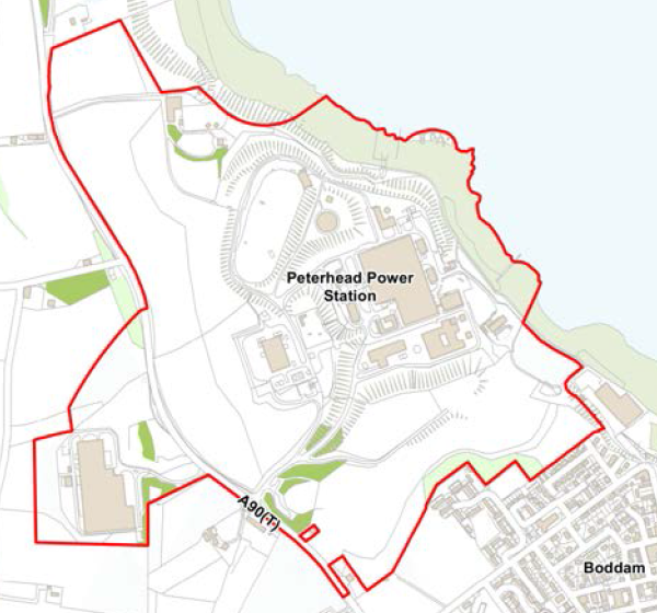 Peterhead CCS Proposal